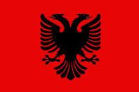 [domain] Albania Vėliava