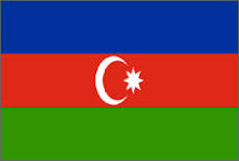[domain] Azerbaijan Flag