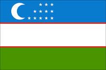 [domain] Uzbekistan Flag